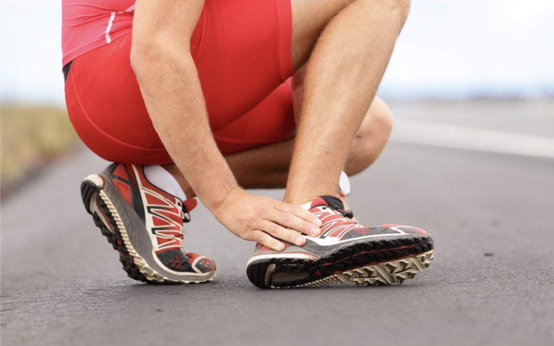 Take the Pain Out of Sprains: Ankle Sprains